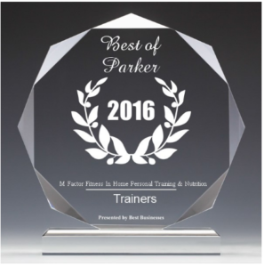 best personal trainer 2016