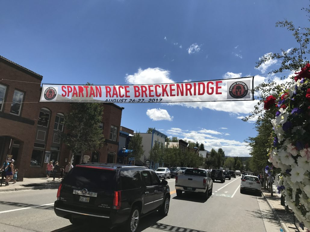 Spartan Race Breckenridge 2017